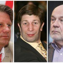 LSDP gretose rinkimuose dalyvaus žinomi veidai, tarp jų A. Nedzinskas, S. Čaplinskas