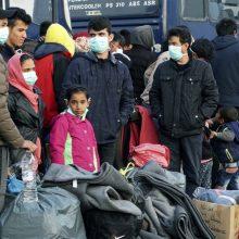 ES žada priimti per 42 tūkst. pabėgėlių iš Afganistano