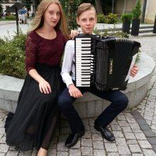 """""""Gaidų pynė"""": muzikuojančių šeimų festivalis"""