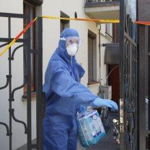 Po ilgos pertraukos – naujas koronaviruso atvejis Jonavos rajone