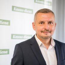 """Premjera: """"Kauno dienos"""" studija portale kaunodiena.lt"""