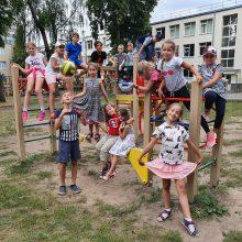 Stovykloje ištirpo visos vaikų negalios