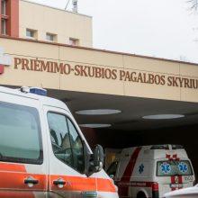 Marijampolėje į ligoninę dėl apsinuodijimo paguldyta nepilnametė