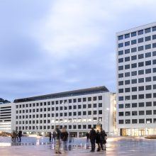 Verslo centras BLC 2 įvertintas už kuriamą darbuotojų gerovę