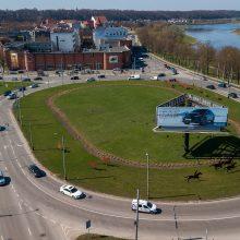 Laukia didelis vairuotojų kantrybės išbandymas: vasarą Kaunas taps spūsčių sostine