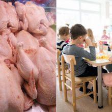 Užkrėsta lenkiška vištiena – ir Kauno darželiuose: vaikai užsikrėtė salmonelioze