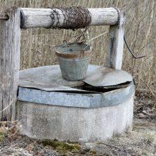 Iš šulinio Joniškio rajone ištrauktas vyro lavonas
