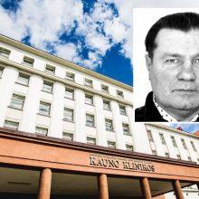 Iš Kauno klinikų išėjęs ir dingęs vyras surastas autobusų stotyje