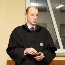 Advokatas Marius Navickas