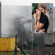 Gyventojai buvo teisūs: Kauno atliekų perdirbimo gamykla skleidžia smarvę
