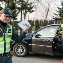 Telefonu prie vairo kalbėjęs kaunietis padarė sau meškos paslaugą – dar pasiūlė kyšį