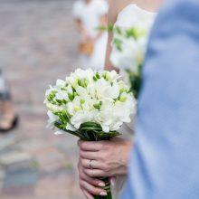 Rotušėje laukia santuokų bumas: šią datą pasirinko ir 86-erių jaunikis