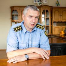 V. Lamauskas paliko Probacijos tarnybos direktoriaus pareigas