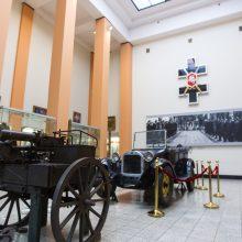 Karo muziejus turi naują vadovę