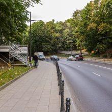 Žaliakalnis laikinai dar labiau atskiriamas nuo miesto – uždaromas ir Parodos kalnas