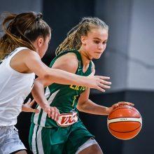Krepšinio perliuko tikslas – moterų NBA