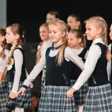 Kauno pasididžiavimas – šimtametės mokyklos
