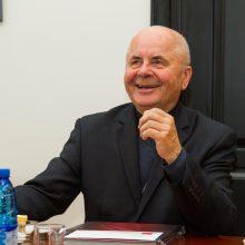 Kardinolas S. Tamkevičius atšventė gimtadienį