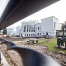 Nacionalinis M. K. Čiurlionio dailės muziejus vėl laukia lankytojų