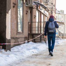 Pavojai – ne tik ant žemės: kylantis termometro stulpelis graso traumomis ir nuostoliais