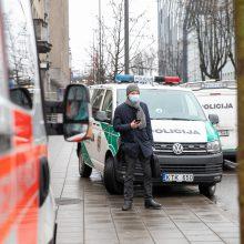"""Kauno apygardos teisme """"Aro"""" pareigūnai sprogmenų nerado, tačiau paaiškėjo, kas juos šokdino"""