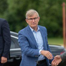 V. Pranckietis tapo Lietuvos politinių kalinių ir tremtinių sąjungos nariu