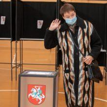 VRK apie rinkimus Kaune: pažeidimų nėra, aktyvumas prilygsta Vilniui