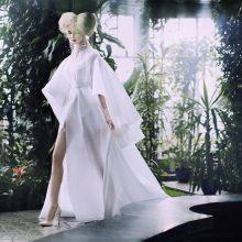 Braižas: stilisto L.Salasevičiaus suknelės – drąsos ir elegancijos, švelnumo ir ryškių detalių pusiausvyra.