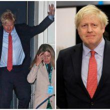 B. Johnsonas JK rinkimuose pelnė istorinę pergalę
