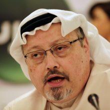 M. Pompeo: Saudo Arabija turi patraukti žurnalisto žudikus atsakomybėn