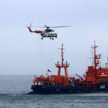 Teismas sustabdė 40 mln. eurų vertės kariuomenės gelbėjimo laivo pirkimą