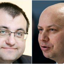 A . Veryga palaiko V. Kasiulevičiaus idėją dėl imunologinių tyrimų vykdymo