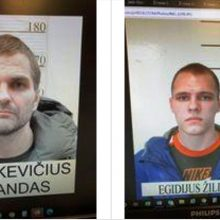 Policijos vadovas: iš Pravieniškių pabėgusių nuteistųjų vis dar ieškoma