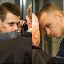 Makabriška Kleboniškio paslaptis: budeliai vaikiškais veidais prašo teismo malonės
