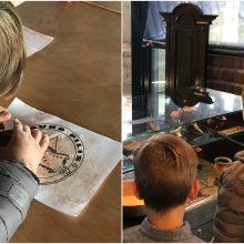 Kauno miesto muziejus vasara vaikus vilioja edukaciniais dienos užsiėmimais