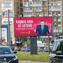 Europarlamentaras A. Guoga: Kaunas aria už Lietuvą, Guoga aria už Kauną