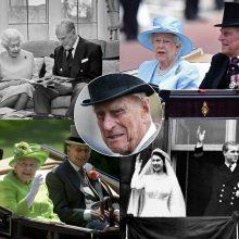 Daugiau detalių apie princo Philipo laidotuves: neįprastas katafalkas ir ribotas dalyvių skaičius