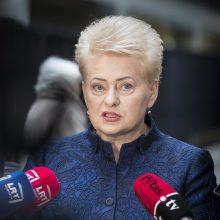 ES šalių prezidentai ragina išlaikyti vienybę nepaisant nesutarimų