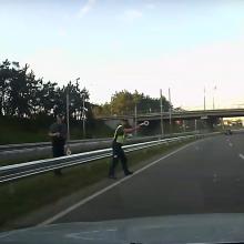 Nubaustas vairuotojas suabejojo: ar užfiksuotas greitis tikrai mano automobilio?