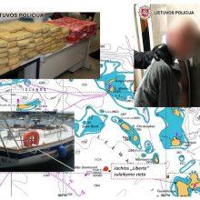 Smūgis narkomafijai: sulaikyta lietuvio suburta grupuotė, vykdžiusi tarptautinę kontrabandą
