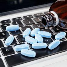 Kompensuojamus ir receptinius vaistus bus galima pirkti internetu?