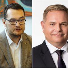 Palangos ir Kretingos rinkėjų favoritas – M. Skritulskas