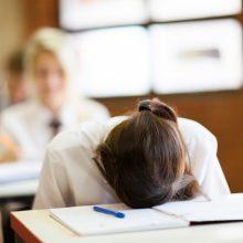 A. Monkevičius: mokyklose per karščius pamokos gali nevykti