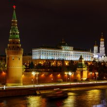 """Lietuva kol kas negavo informacijos apie įtraukimą į Rusijos """"nedraugiškų šalių"""" sąrašą"""