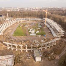 Teismas: Kaunas pagrįstai nutraukė sutartį su stadioną stačiusia turkų įmone