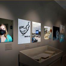 Į Lietuvos nacionalinį muziejų plūsta su COVID-19 susiję eksponatai, žada parodą
