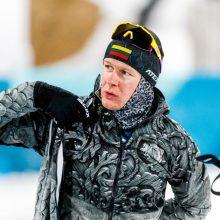 Biatlonininkų estafetė pranoko olimpinius čempionus, T. Kaukėnas – tarp geriausiųjų