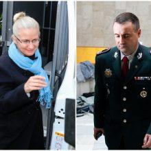 Naujasis policijos vadas apie slaptą N. Venckienės grąžinimą: tokia taktika – gera