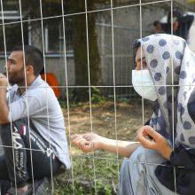 Pabėgėlių krizių veidai ir grimasos