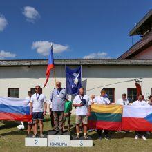 Pasibaigęs Europos čempionatas atvėrė naujas galimybes aviacijos sporte